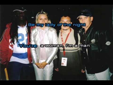 Bad Boys Blue - You're a woman - karaoke