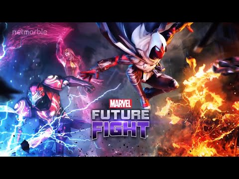 UPDATE 4.4 CHARACTER PREVIEW | Marvel Future Fight