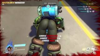 Mei-be the best Overwatch Play of the Game