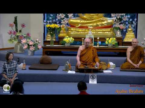interview with ajahn|eng