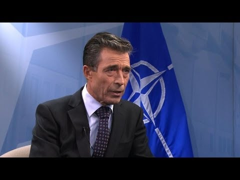 NATO chief hopes for new EU defence commitment