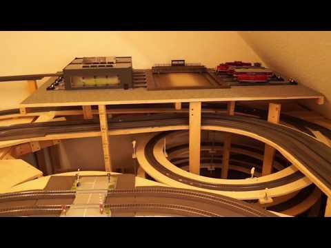 Modellbahn neue Anlage