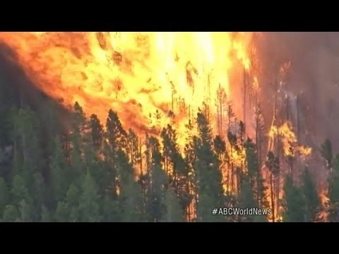 Colorado Wildfire Destroys 1 Million Acres