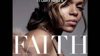 Watch Faith Evans I Don
