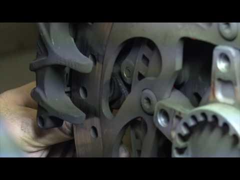 K1600 rear brakes