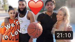 "DDG & Kennedy VS Queen Naija & ClarenceNYC Tv 2v2 ""This Is Love"""