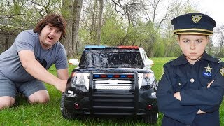 What happened to my car?!? Sketchy car trouble hilarious kids video skit