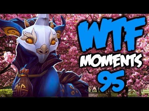Dota 2 WTF Moments 95