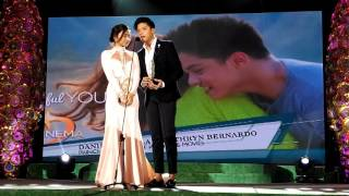 Kathniel Prince and Princess of Philippine Movies