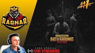 PUBG MOBILE LIVE  Season 8 Royal Pass Giveaway - RAGNAR Live GAMING PAKISTAN