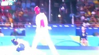 Niger,Issoufou Alfaga vice champion Olympique Rio 2016 en Taekwondo