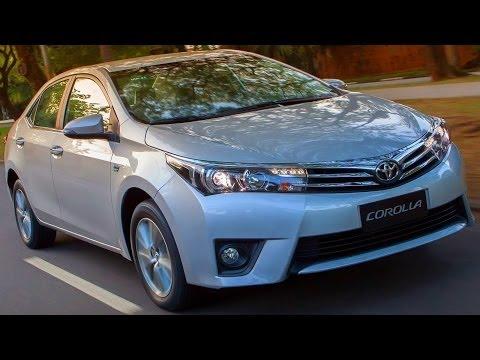 LANÇAMENTO R$ 92.990 Novo Toyota Corolla 2015 Altis 2.0 16v VVT-i Aut aro 16 154 cv 0-100 kmh 9.6 s