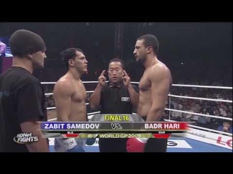 Badr Hari vs Zabit Samedov