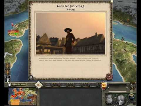 Medieval 2 Total War review Part 1 of 2