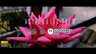 """A Cinematic View"" With The Moto G⁴ Plus 