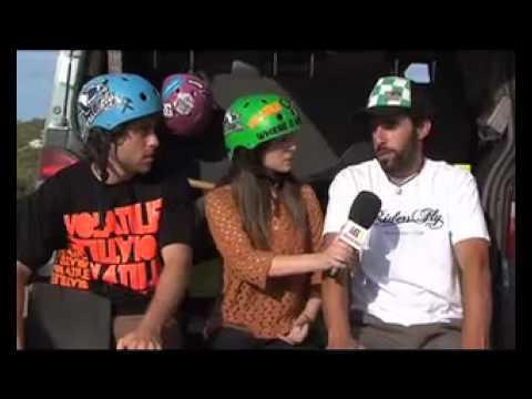 Entrevista Televisión a RidersFly - Canal Anem de Bòlid