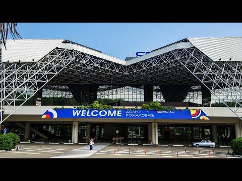 Как я встречаю и провожаю своих клиентов, друзей и родственников в Аэропорту Сочи?!