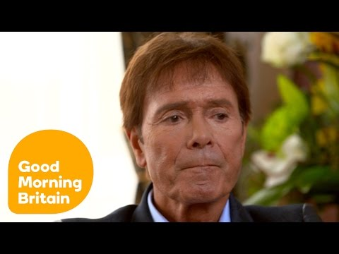 Sir Cliff Richard Exclusive Interview - How The Accusations Have Affected Him | Good Morning Britain