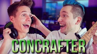 Mein fetter SONG mit Luca Concrafter!!