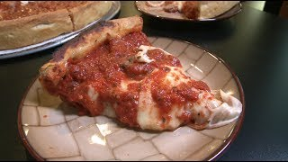 Chicago's Best Deep Dish Pizza: Piero's Pizza