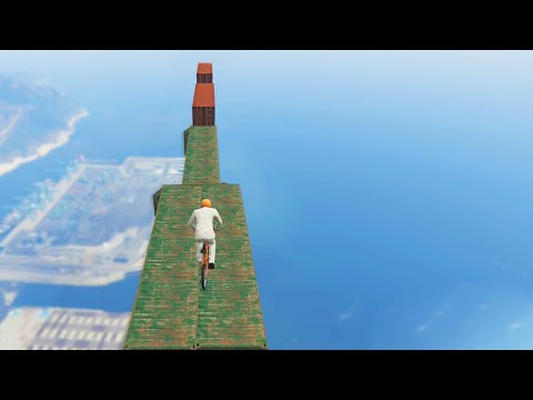 EXTREMELY HIGH RACE (GTA 5 Funny Moments)