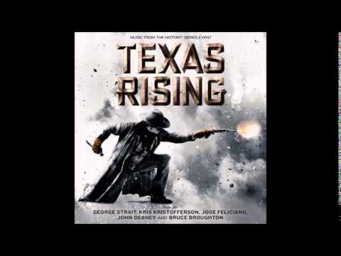 """George Strait - Take Me To Texas (From """"Texas Rising"""" Mini Series Soundtrack)"""