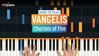 "download lagu How To Play ""chariots Of Fire"" By Vangelis  gratis"