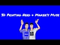 3D Printing Nerd chatting with Maker s Muse -