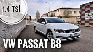 Neden Çok Satıyor | Vw Passat B8 | 2017 1.4 Tsi | Otomobil Günlüklerim