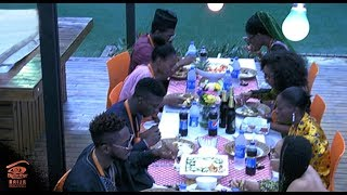 Day 76: Thanksgiving Niceties | Big Brother: Double Wahala | Africa Magic