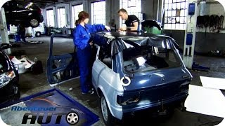Do-it-Yourself Autofolierung - Abenteuer Auto