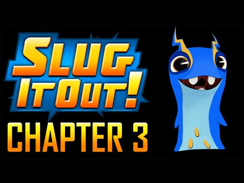 Let's Play - Slugterra Slug It Out - All Of Chapter 3 - Episode 3