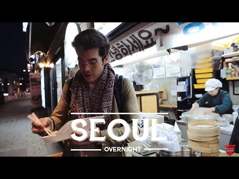 Overnight in Seoul, 36 hours in the city