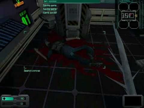 Pauls Gaming - System Shock 2 Part40 - No Escape For Me Blind