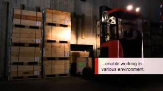 BT Reflex O series Reach Truck for Indoor and Outdoor Applications ( RRE160 R )