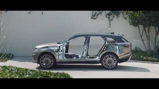 The New Range Rover Velar - Design and Technology