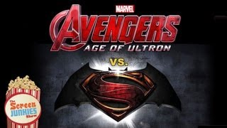 Avengers 2: Age of Ultron VS. Batman vs Superman