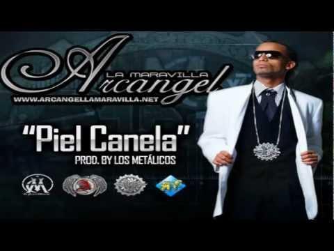 Arcangel - Piel Canela  (New / Nueva Version) ★ Reggaeton 2012 ★