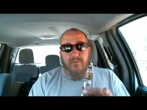 Lava Tube Electronic Cigarette Kit Review