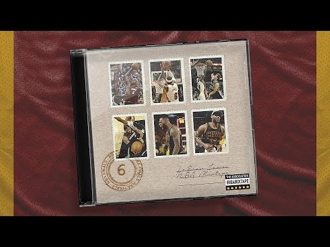 LeBron James Mixtape: 6 Straight Eastern Conference Finals (2011-2016)