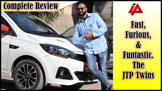 Tata Tigor JTP In-Depth Review by Jay Dave | Pocket Rocket Driven | #iatv