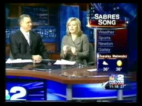 Ch 2 News Sudden Urge Sabres Song Feature March 2011