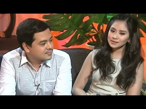 The uncut interview of Sarah and John Lloyd on SHOWBIZ INSIDE REPORT