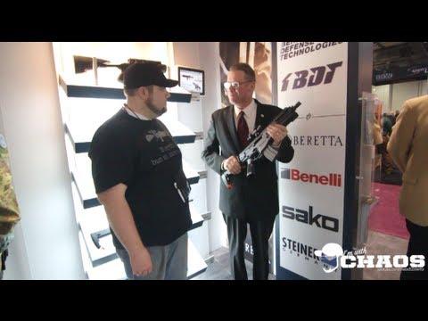 Beretta 692. A400. Nano EcoSystem. & ARX 160/100! - SHOT Show 2013