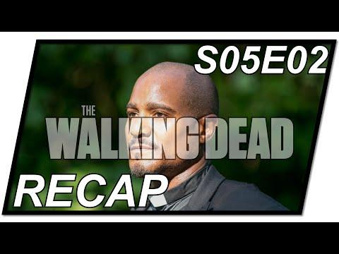 The Walking Dead Recap #02   TWD Staffel 5 Folge 2 - S05E02   Zuflucht in Gottes Haus