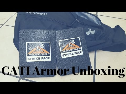 Cati Armor Unboxing Review