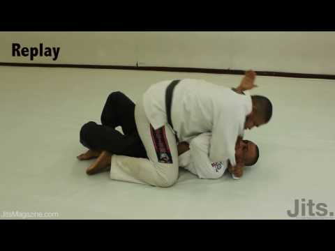 Andre Marola BJJ Instructional - Passing half-guard to a submission - Jits Magazine Image 1