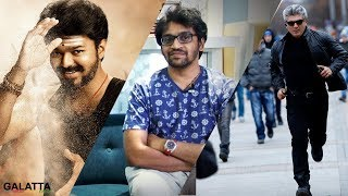 A Mersal interview by Vivegam Editor Ruben Exclusive Talk on Thala Thalapathy