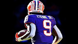 Travis Etienne || Best RB in College Football ᴴᴰ