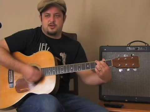 Jack Johnson - Bubble Toes - Easy Beginner Version - Beginner Acoustic Guitar Lessons
